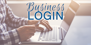 Business login